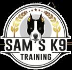 Sam's K-9 Training